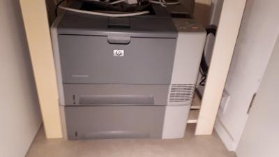 Laserova tiskarna HP
