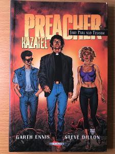 Preacher kniha 1  Jako pára nad Texasem - top stav, od koruny