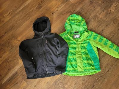 Zimní bunda Eisrausch +softshell CMP vrl.116