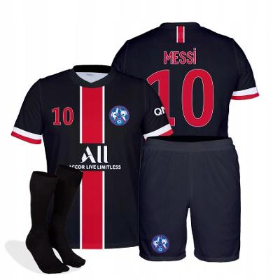 Fotbalový dres komplet venkovní MESSI PSG 2021/2022