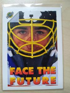 1991-92 Ultimate Draft Face The Future č. 90