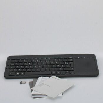 Bezdrátová klávesnice Microsoft All-in-One
