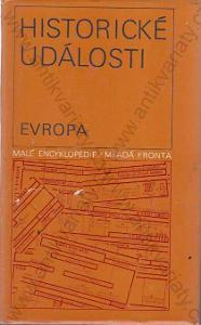 Historické události - Evropa 1977 Mladá fronta