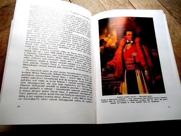 hledaná Kniha Měřička katalog Černohorských vyznamenání ,RU Monarchie - Faleristika