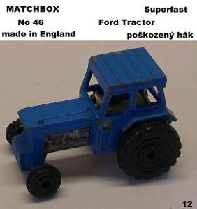 model Matchbox 46