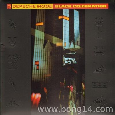 Depeche Mode LP Black Celebration