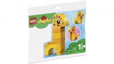 LEGO 30329 - Moje prvni žirafa
