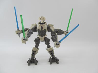 Akcni figurka Hasbro Star Wars Hero Mashers prémiová general Grievous