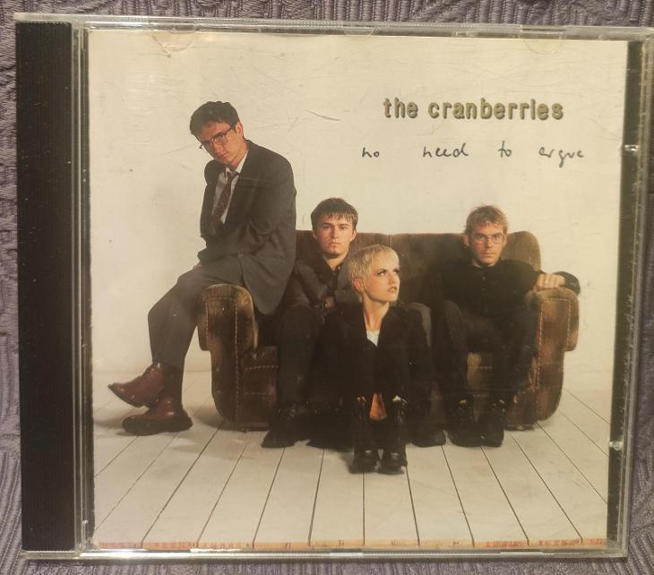 CD - The Cranberries  ( 1994 ) - Hudba
