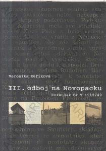 III. odboj na Novopacku  Veronika Kuříková