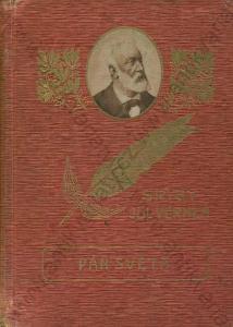 Pán světa Julius Verne Jos. R. Vilímek, pero