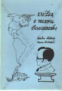 Knížka o Josefu Škvoreckém V. a Z. Krištofovi 1990