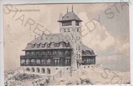 Ještěd (Neues Jeschkenhaus)
