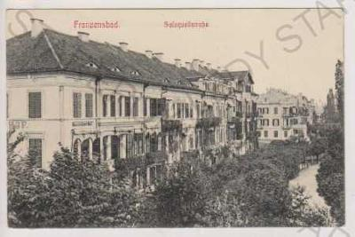 Františkovy Lázně (Franzensbad, Salzquellestrasse)