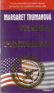 Vražda v Pentagonu Margaret Trumanová 1997