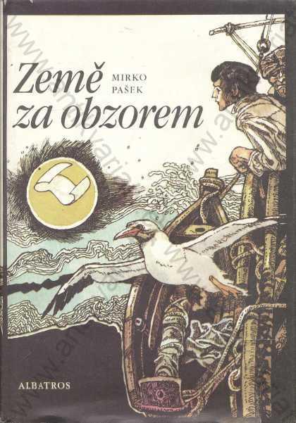 Země za obzorem Mirko Pašek 1988 - Knihy