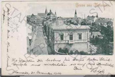 Kroměříž / Gruss aus Kremsier, DA