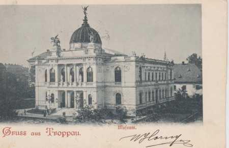 Opava, muzeum, DA