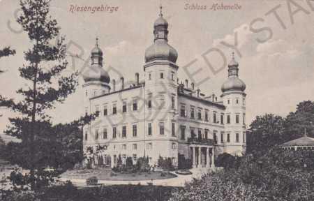 Vrchlabí (Hohenelbe), zámek