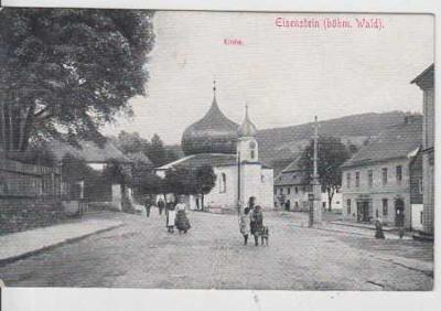 Železná Ruda (Eisenstein), kostel