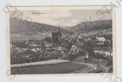 Prachatice (Prachatitz), Pohled na město
