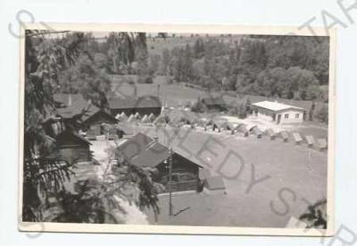 Trhová Kamenice Chrudim tábor