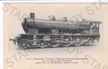 Parní lokomotiva 2C1