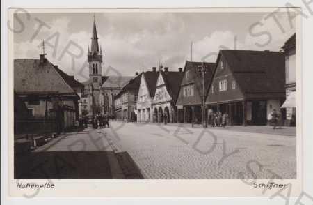 Vrchlabí (Hohenelbe), náměstí