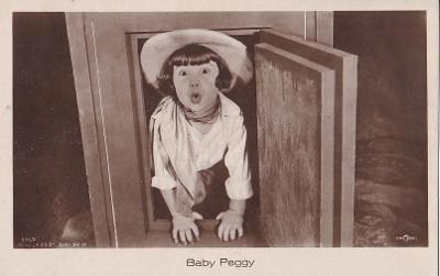 BABY PEGGY - HEREČKA - 395-SQ79