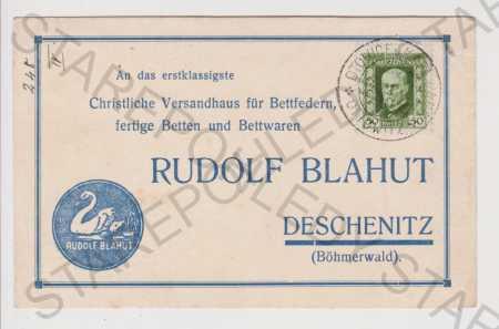 Dešenice - Rudolf Blahut