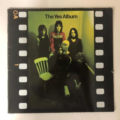 Yes – The Yes Album - LP vinyl
