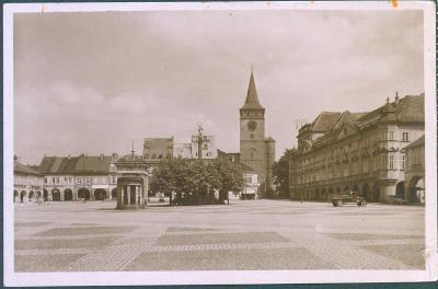 10D456 Jičín náměstí, Český Ráj
