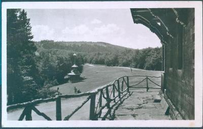 10D560 Beskydy Pustevny na Radhošti, Valašská zvonička