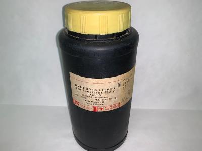 Hydroxid lithný pro speciální účely (druh B, LiOH, 1000g)