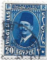 Známka Egypt od koruny - strana 13