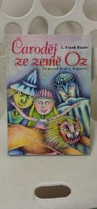 Kniha /pohádka - Čaroděj ze země OZ Frank Lyman Baum (skoro jako nová)