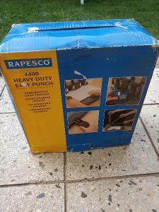 Prodám děrovačku Rapesco 4400, 4 otvory, vysoce odolná, málo používaná