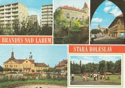 BRANDÝS NAD LABEM - STARÁ BOLESLAV