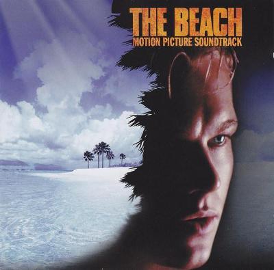 THE BEACH SOUNDTRACK CD ALBUM 2000.