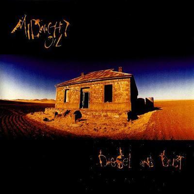 MIDNIGHT OIL-DIESEL AND DUST CD ALBUM
