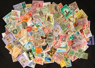 Velká sbírka svět bývalý Commonwealth, mnoho starých, i neražené! (2)