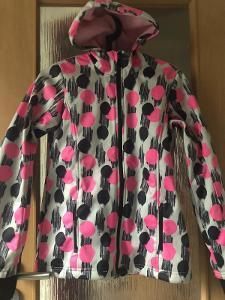 Softshellová bunda dívčí 158/164