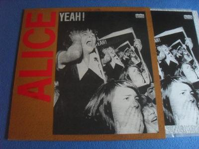 LP Alice - Yeah! (Dan Bárta)