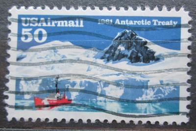 USA 1991 Antarktický smluvní systém, 30. výročí Mi# 2148 0598