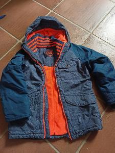 19 kusů oblečení na chlapečka  98-122
