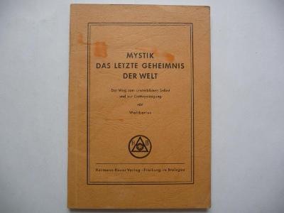 Mystik das Letzte Geheimnis der Welt - 1957