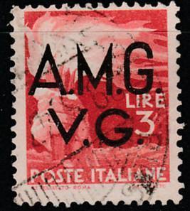 Itálie - Terst - Mi: T15