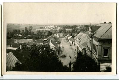 Vysoké Veselí nad Cidlinou, Jičín
