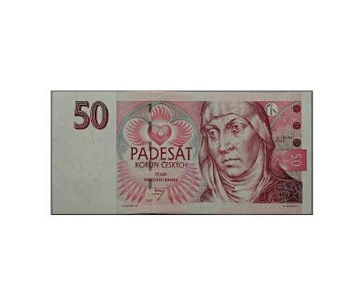 50 Kč 1997, série E 02