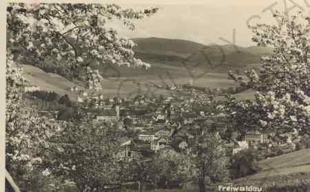 Jeseník, Freiwaldau